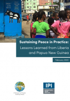 Sustaining Peace Report_IPI and GPPAC
