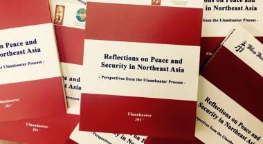 Peace and Security Northeast Asia