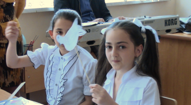 Armenia Peace Education